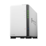 Synology DS216j 2-Bay Desktop NAS-Gehäuse