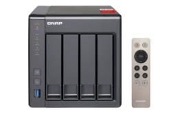 QNAP TS-451+-8G NAS 4-Bay Intel Celeron Quad Core